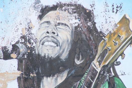 bob marley mural 5 closeup