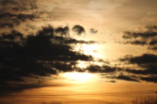 sunset 2 feb