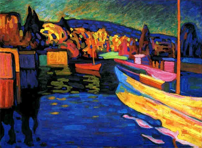 Kandinsky one